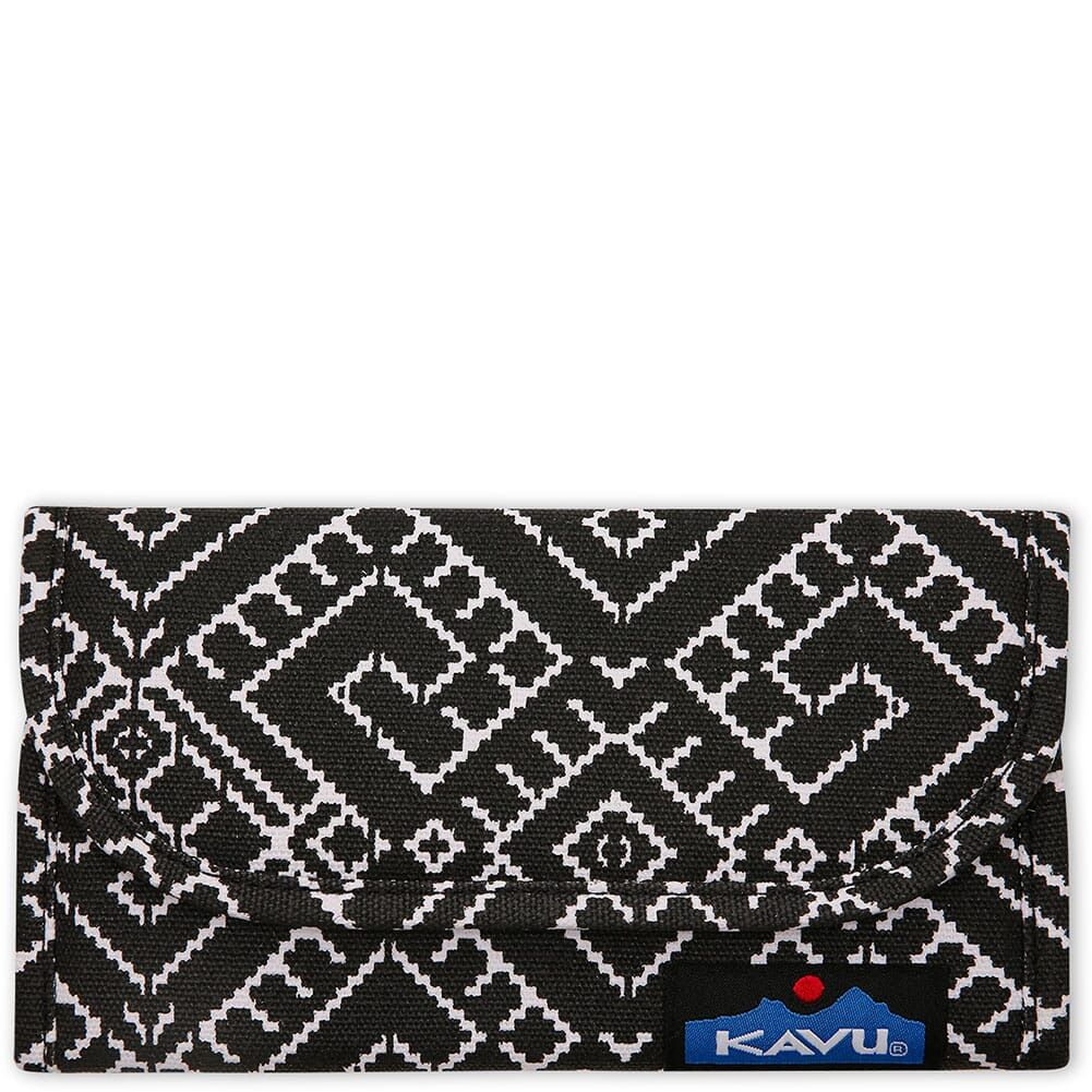 Image for Kavu Women's Big Spender Wallet - Tile Maze from bootbay