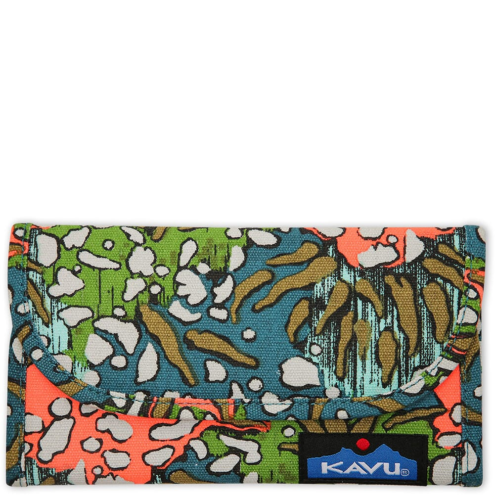 Image for Kavu Women's Big Spender Wallet - Floral Flare from bootbay
