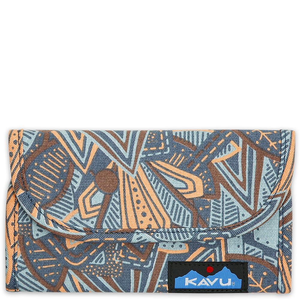 Image for Kavu Women's Big Spender Wallet - Jumble Leaf from bootbay