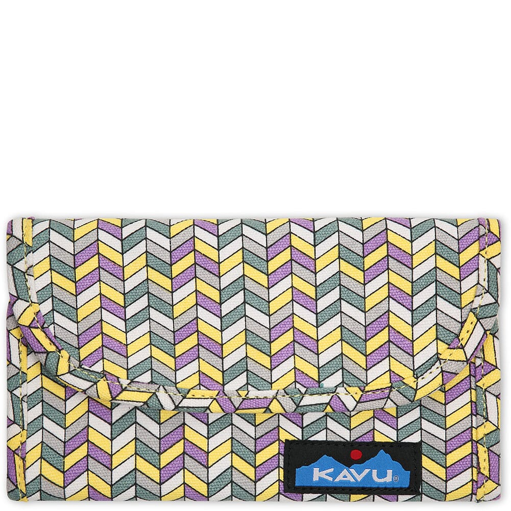 Image for Kavu Women's Big Spender Wallet - Itty Bitty Chevron from bootbay