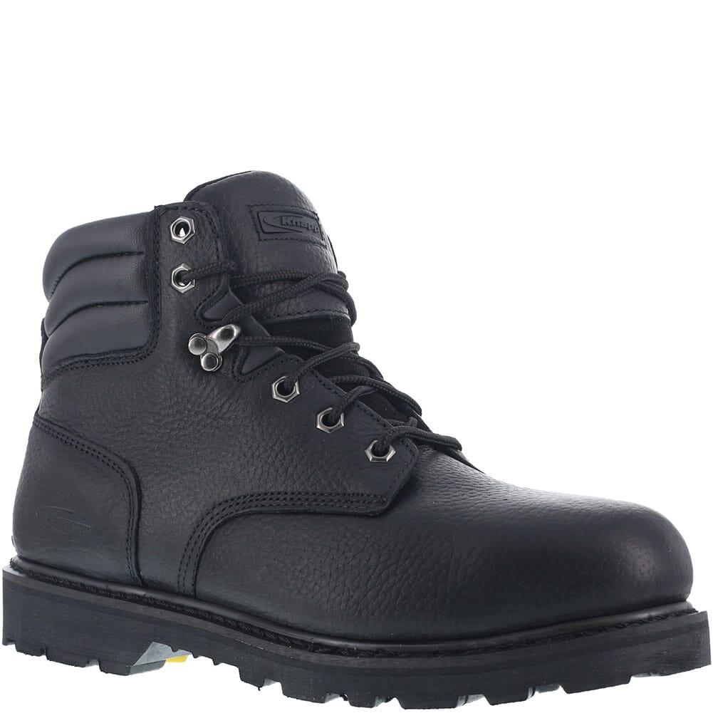 Image for Knapp Men's Backhoe Safety Boots - Black from bootbay
