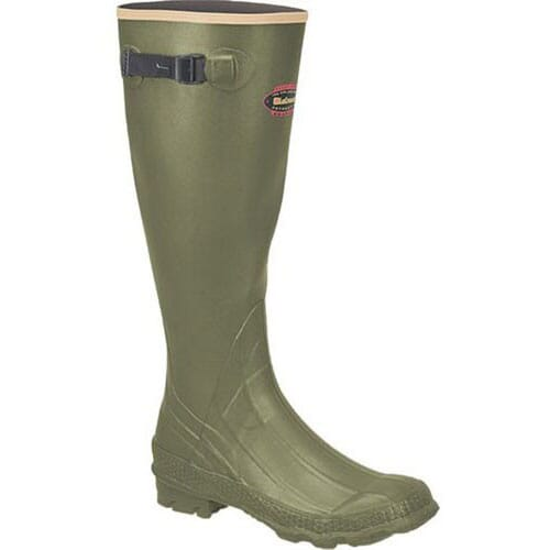 Image for Lacrosse Men's Grange Rubber Boots - OD Green from bootbay