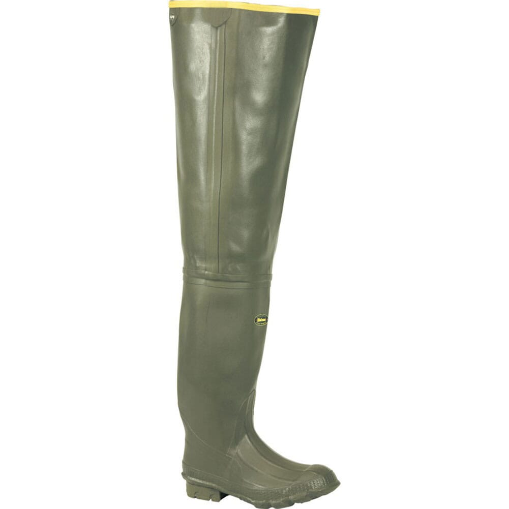 """Image for LaCrosse Men's Marsh 32"""" Rubber Boots - OD Green from bootbay"""