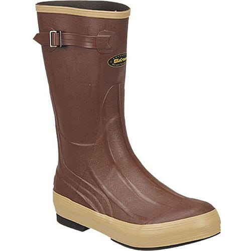 Image for Lacrosse Men's ZXT Guardsman Rubber Boots - Rust from bootbay