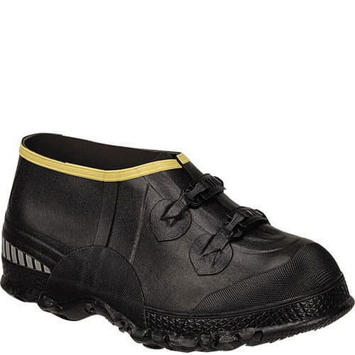 Image for Lacrosse Men's ZXT Buckle Series Rubber Boots - Black from bootbay