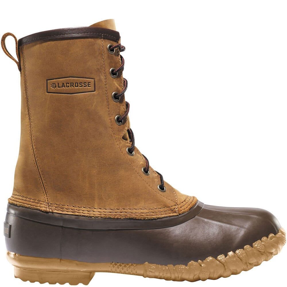 Image for LaCrosse Men's Uplander II Pac Boots - Brown from bootbay