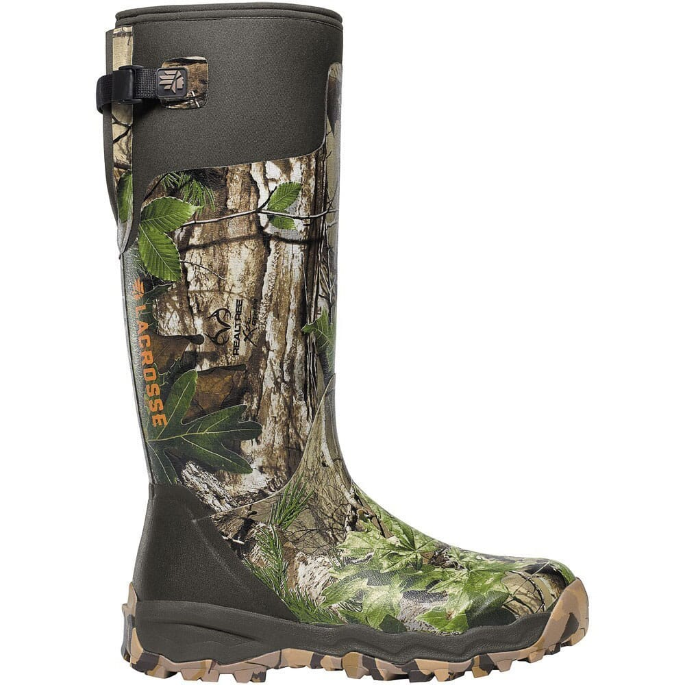 Image for LaCrosse Women's Alphaburly Pro 15IN Rubber Boots - Realtree from elliottsboots