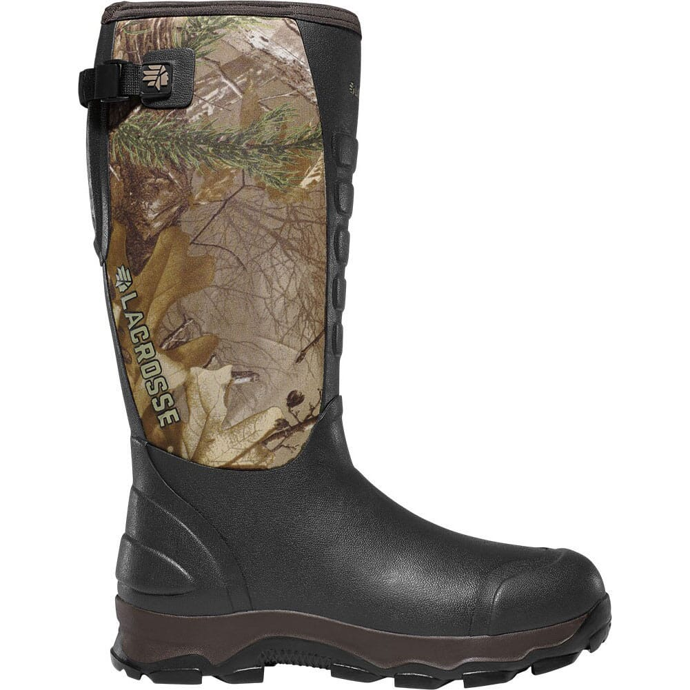 Image for LaCrosse Men's 4xAlpha Hunting Boots - Realtree Xtra from bootbay
