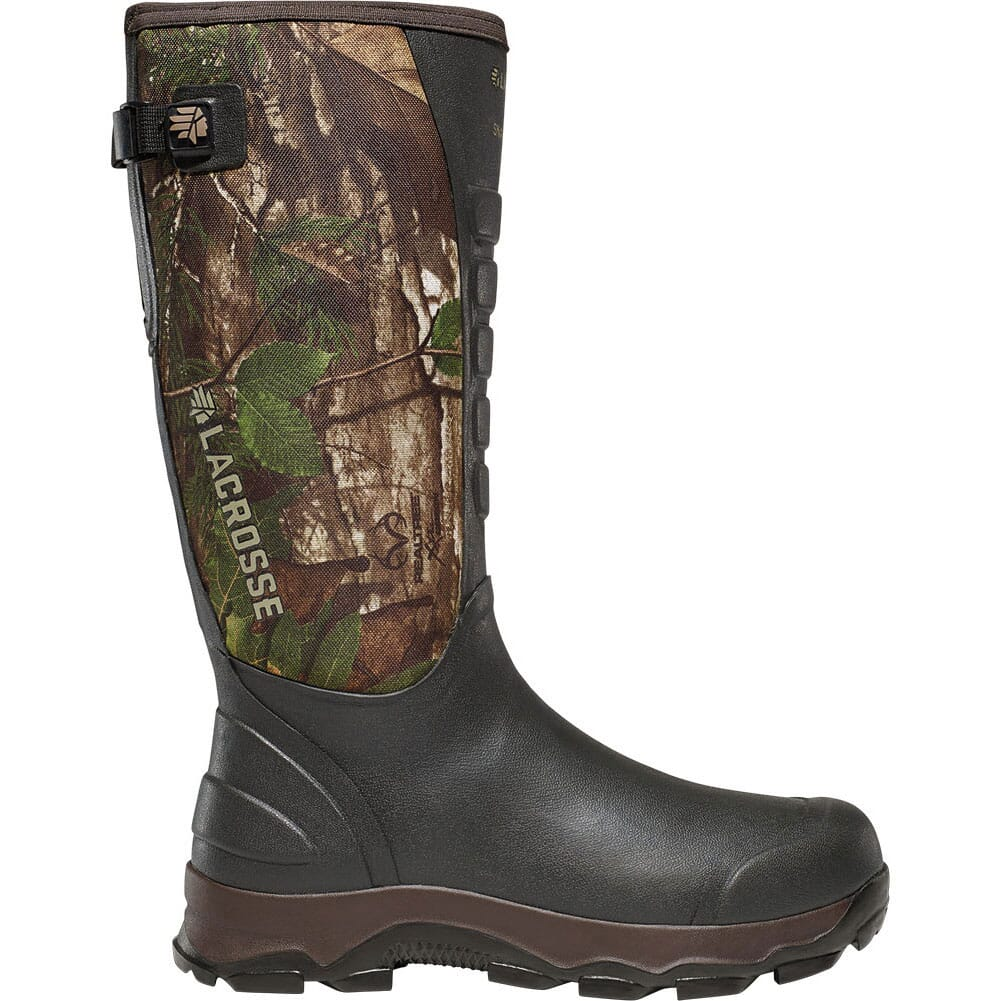 Image for LaCrosse Men's 4xAlpha Hunting Boots - Realtree from bootbay