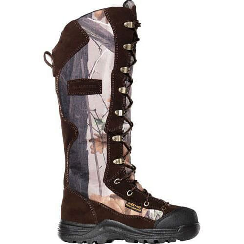 Image for LaCrosse Youth Venom Scent HD Snake Boots - Brown/Camo from bootbay