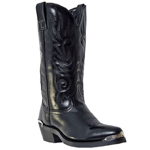 Image for Laredo Men's Cowboy McComb Western Boots - Black from bootbay