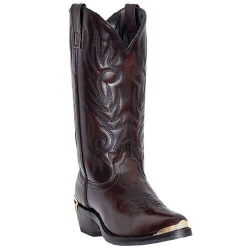 Image for Laredo Men's Brush-Off McComb Western Boots - Cherry from bootbay