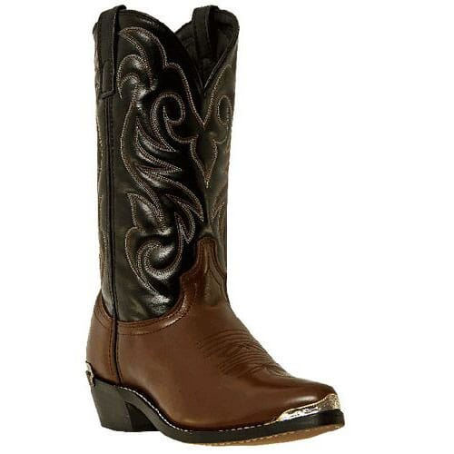 Image for Laredo Men's Classic Western Boots - Peanut Crunch from bootbay