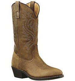 Image for Laredo Men's Distressed Power Pack Western Boots - Tan from bootbay