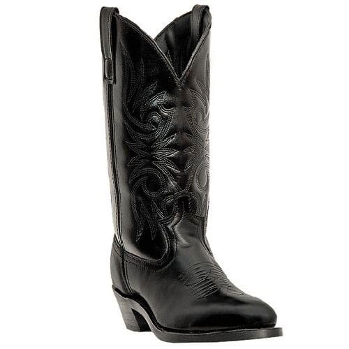Image for Laredo Men's Paris Western Boots - Black from bootbay