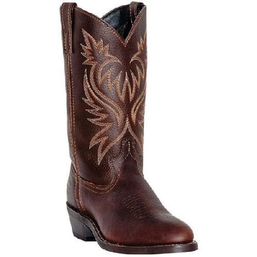 Image for Laredo Men's Trucker Western Boots - Copper from bootbay
