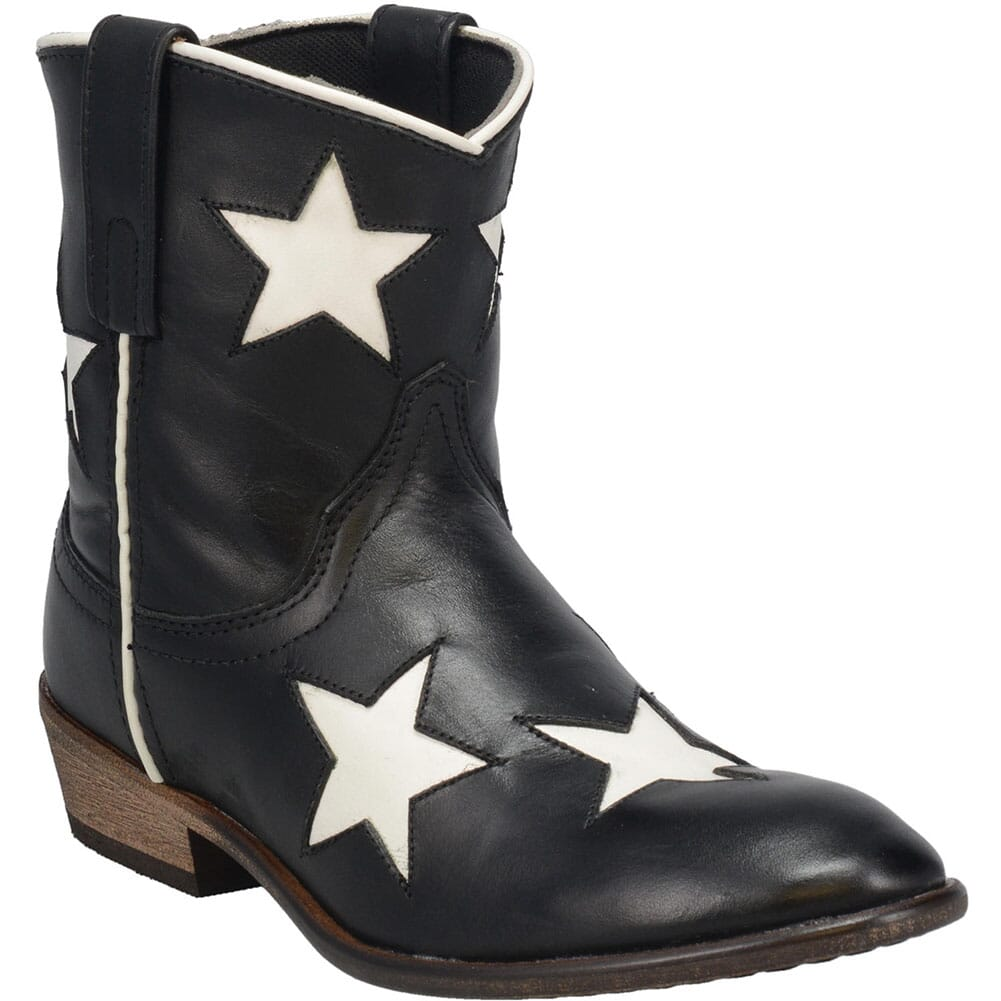 Image for Laredo Women's Star Girl Western Boots - Black from bootbay