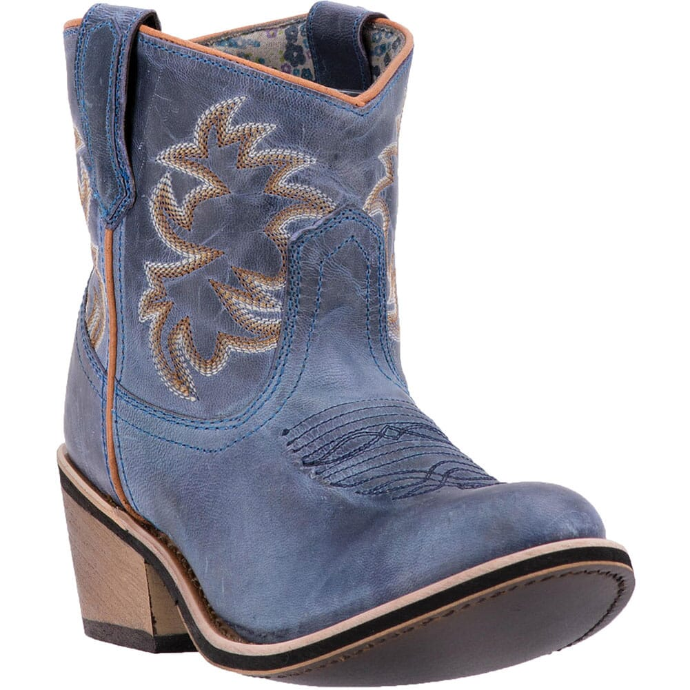 Image for Laredo Women's Sapphrye Western Boots - Navy from bootbay
