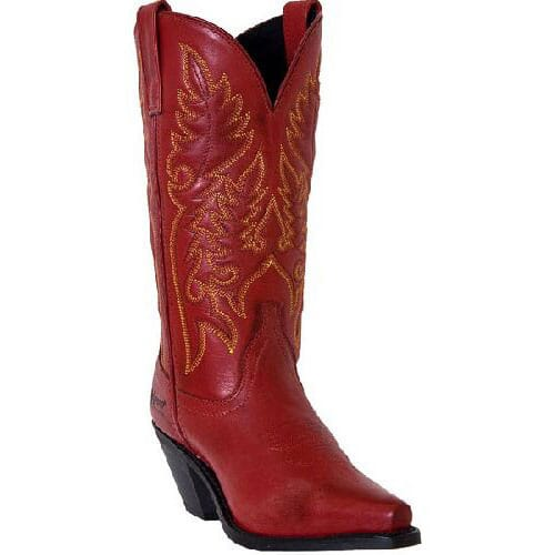 Image for Laredo Women's Madison Western Boots - Burnished Red from bootbay