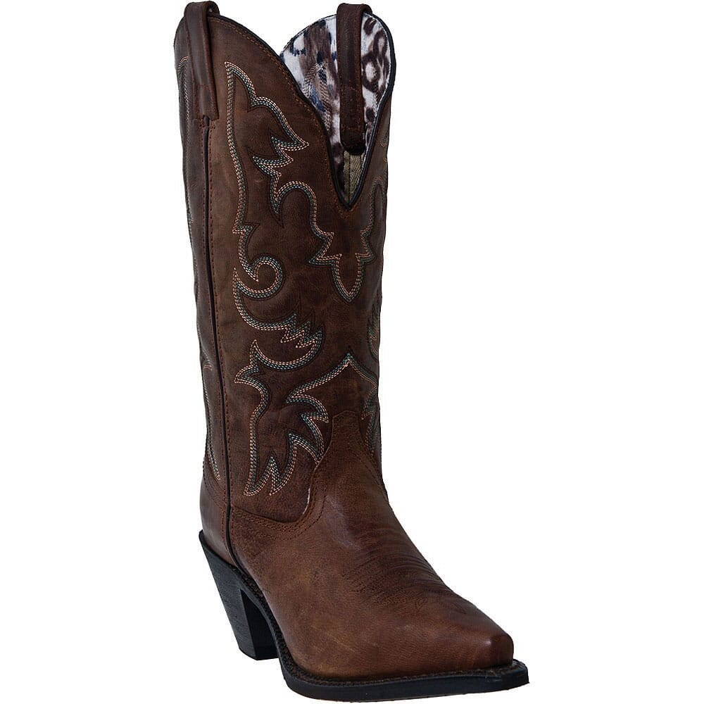 Image for Laredo Women's Access Western Boots - Tan from bootbay
