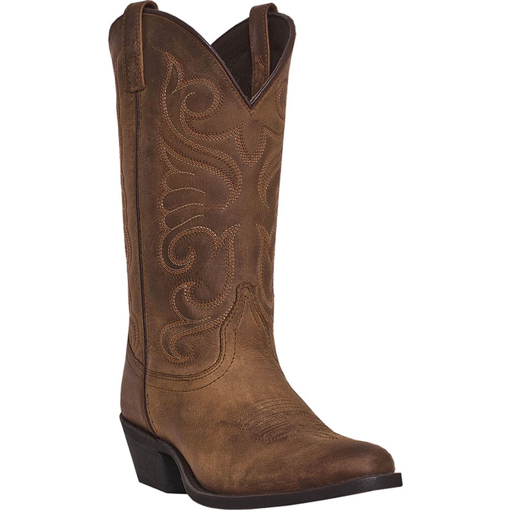 Image for Laredo Women's Bridget Western Boots - Tan from elliottsboots