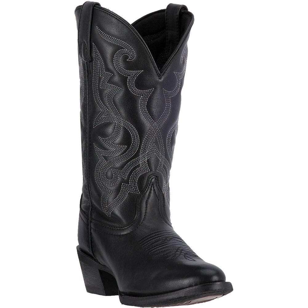 Image for Laredo Women's Maddie Western Boots - Black from elliottsboots