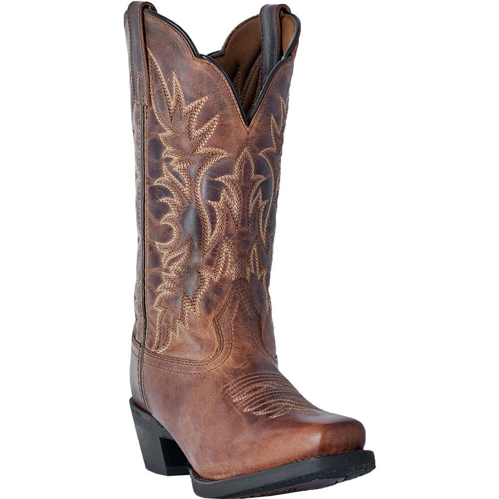 Image for Laredo Women's Malinda Western Boots - Tan from elliottsboots