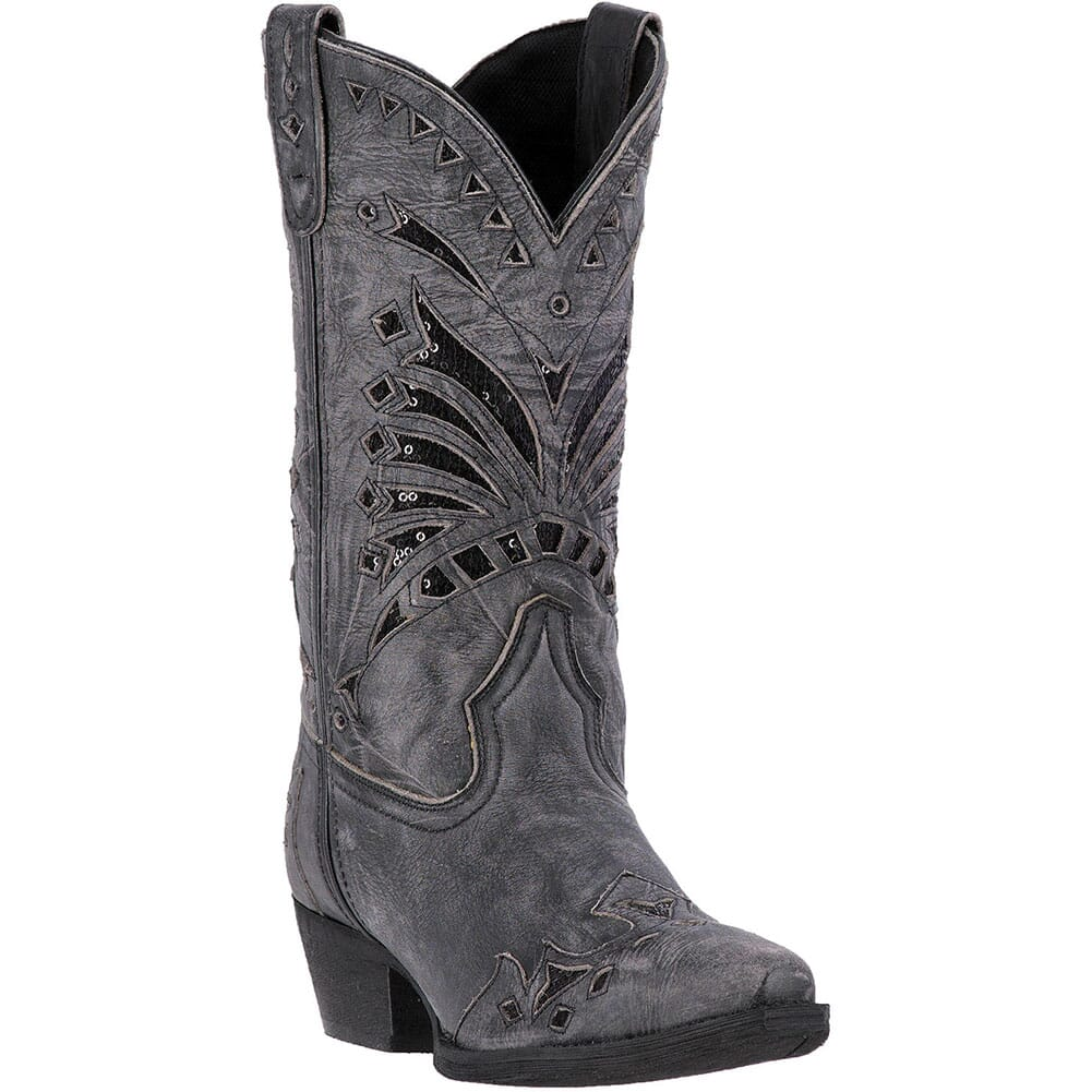 Image for Laredo Women's Stevie Western Boots - Black from elliottsboots