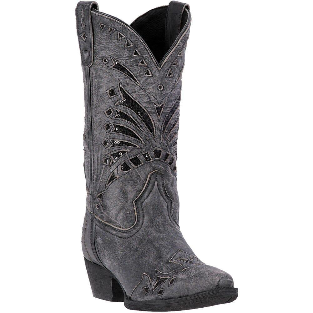 Image for Laredo Women's Stevie Western Boots - Black from elliottsboots