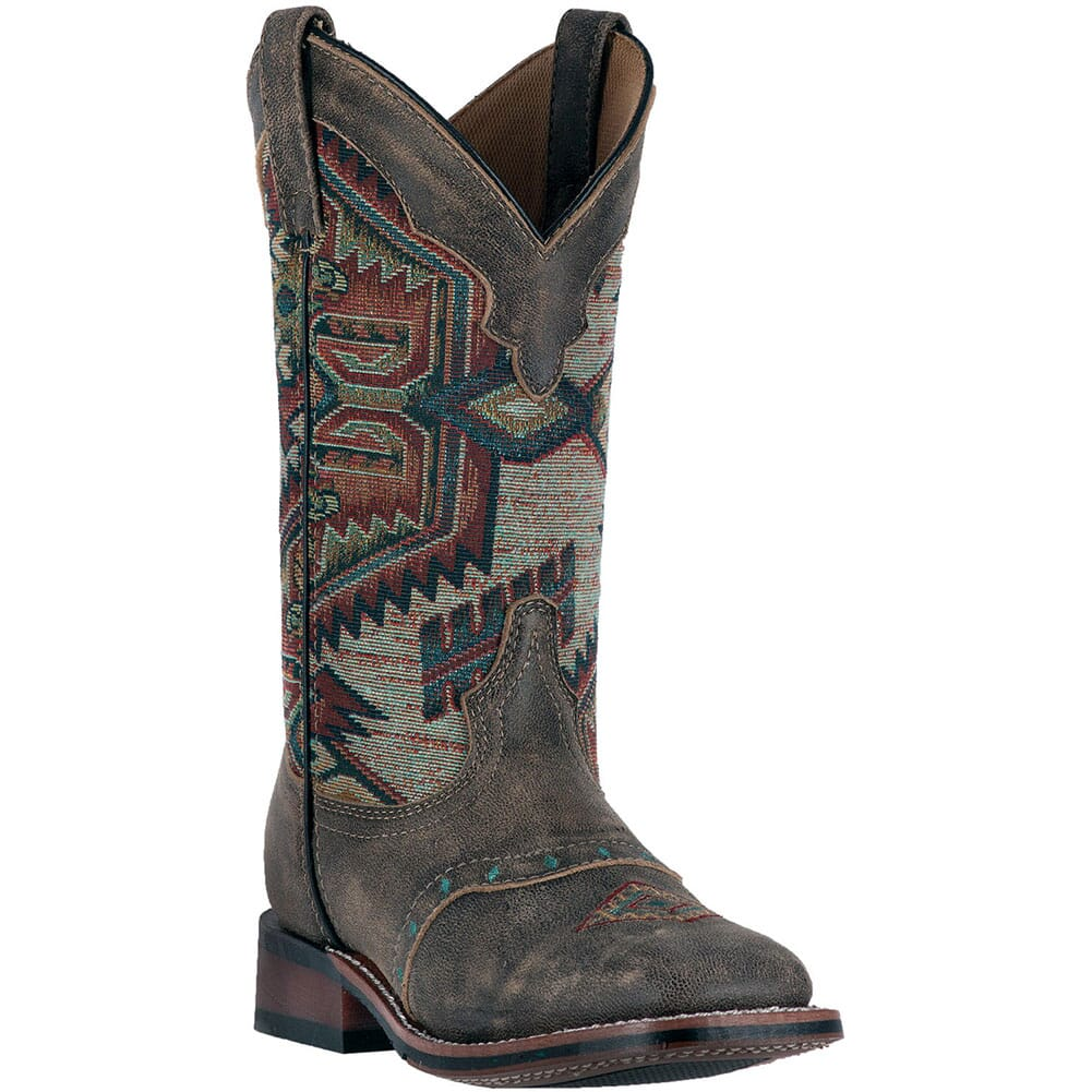 Image for Laredo Women's Scout Western Boots - Brown from bootbay