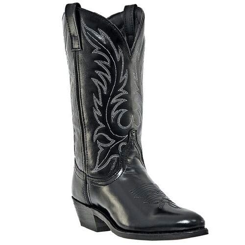 Image for Laredo Women's Classic Western Boots - Black from bootbay