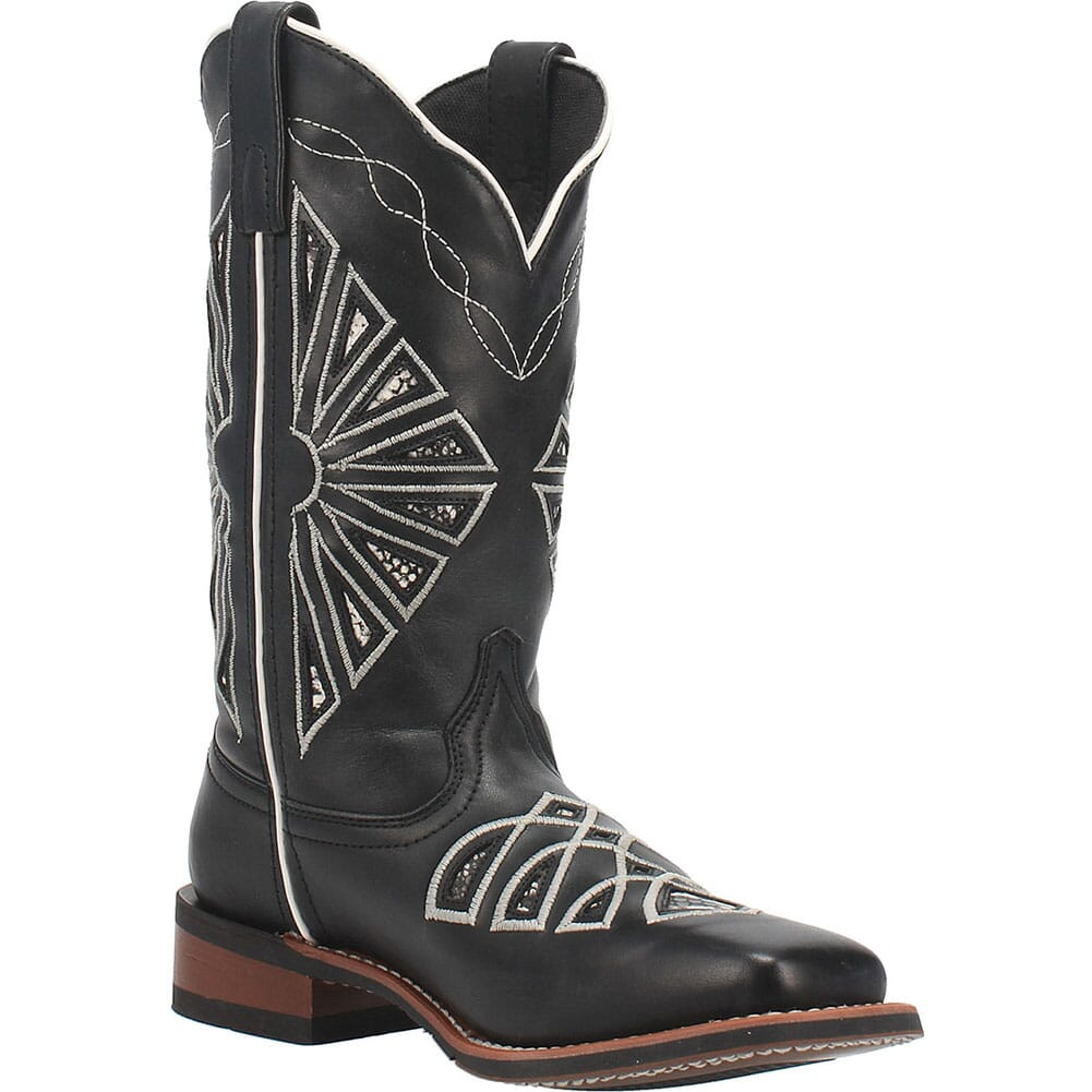 Image for Laredo Women's Kite Days Western Boots - Black from bootbay
