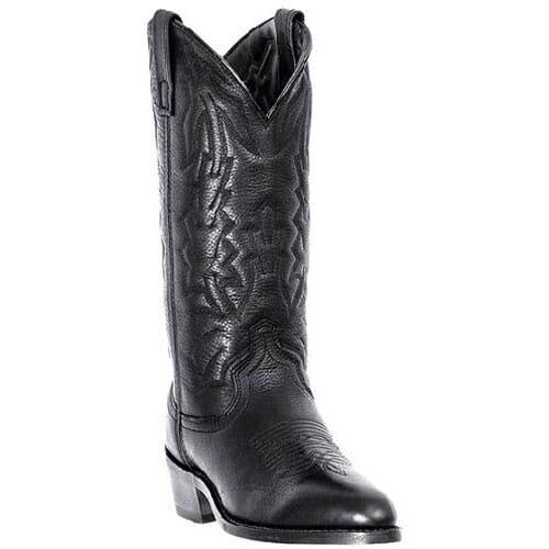 Image for Laredo Men's Jacksonville Western Boots - Black from bootbay