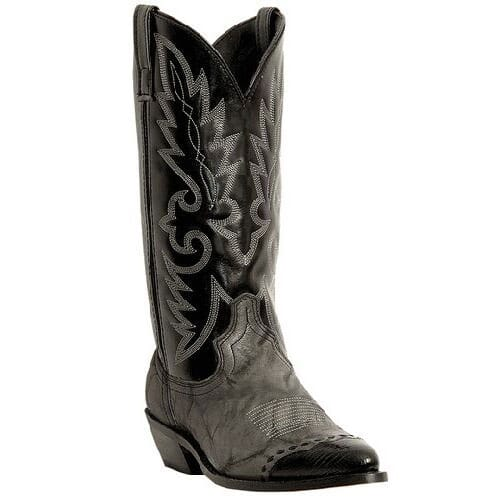 Image for Laredo Men's Flagstaff Western Boots - Grey Marble from bootbay