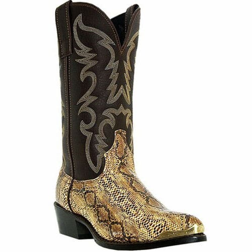 Image for Laredo Men's Monty Western Boots - Brown from bootbay