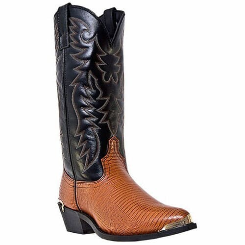 Image for Laredo Men's Atlanta Western Boots - Black from bootbay