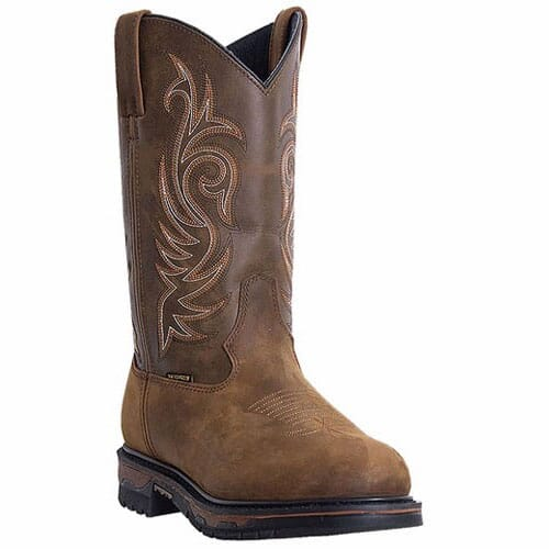 Image for Laredo Men's Sullivan Safety Boots - Tan from bootbay