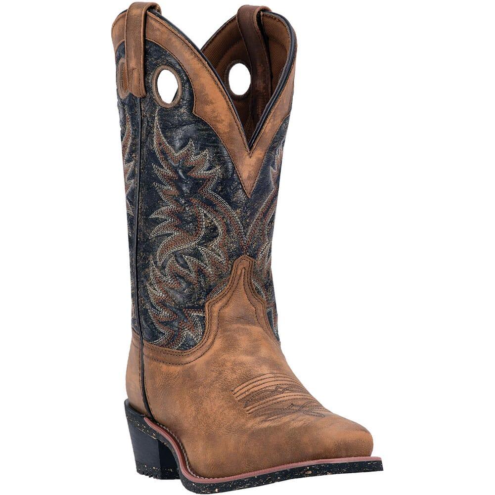 Image for Laredo Men's Stillwater Western Boots - Tan/Black from bootbay