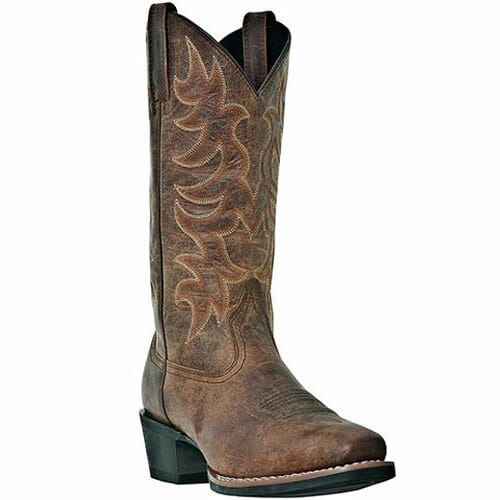 Image for Laredo Men's Piomosa Western Boots - Tan from bootbay