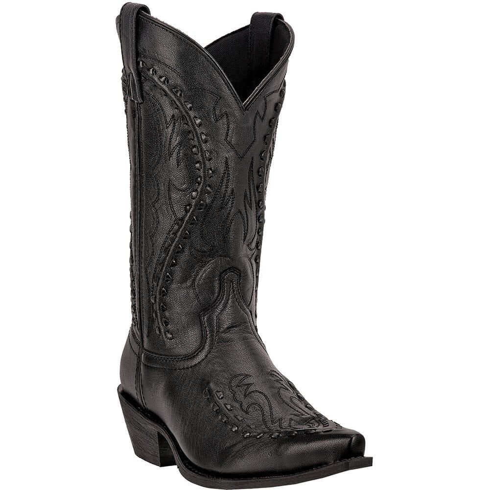 Image for Laredo Men's Laramie Western Boots - Black from bootbay