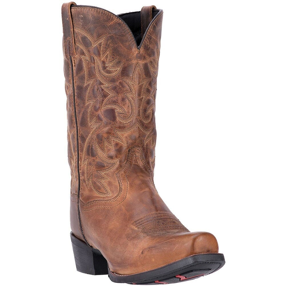 Image for Laredo Men's Bryce Western Boots - Brown from bootbay