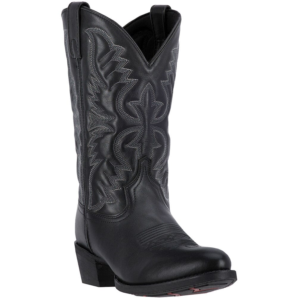 Image for Laredo Men's Birchwood Western Boots - Black from bootbay