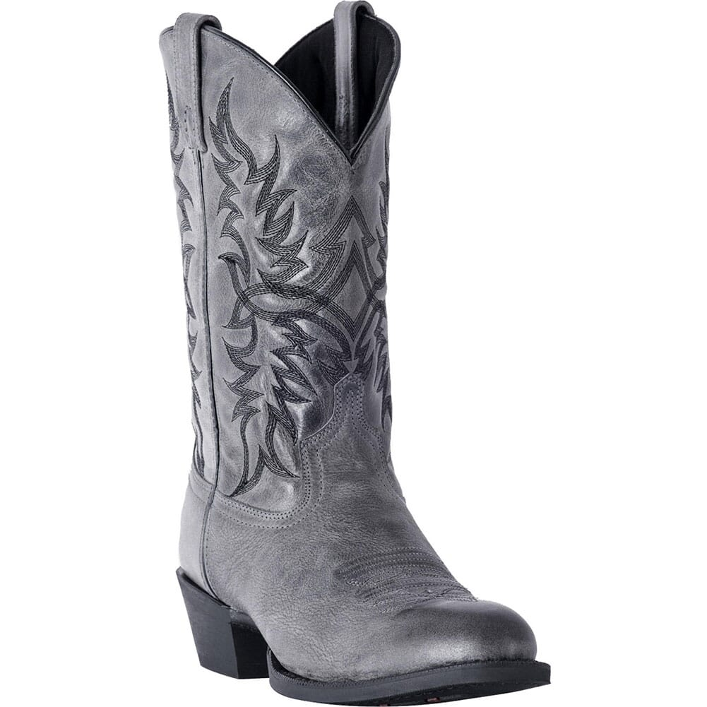 Image for Laredo Men's Harding Western Boots - Grey from bootbay