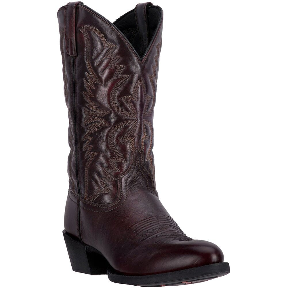 Image for Laredo Men's Birchwood Western Boots - Black Cherry from bootbay