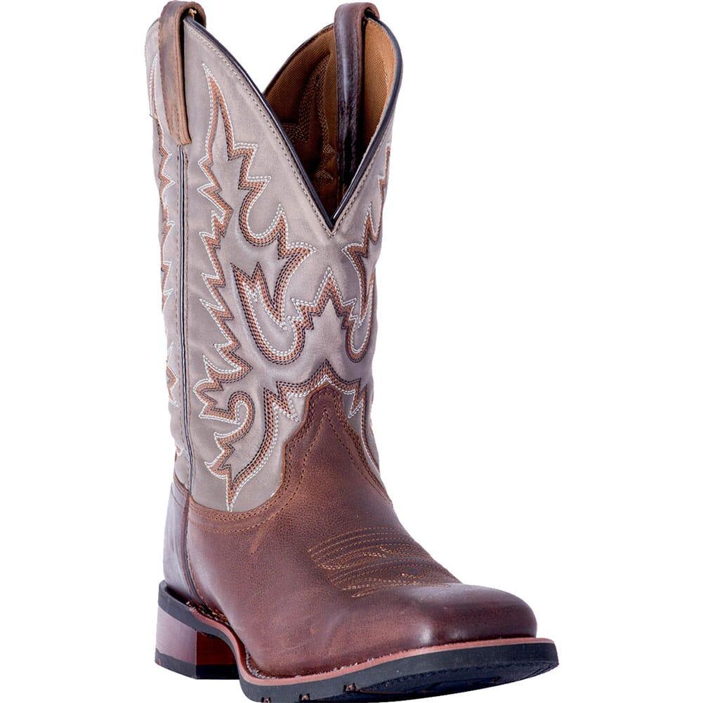 Image for Laredo Men's Heath Western Boots - Dark Brown from bootbay