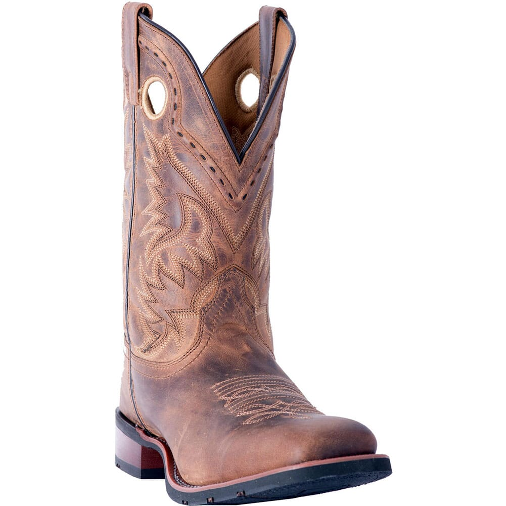 Image for Laredo Men's Kane Western Boots - Tan from bootbay