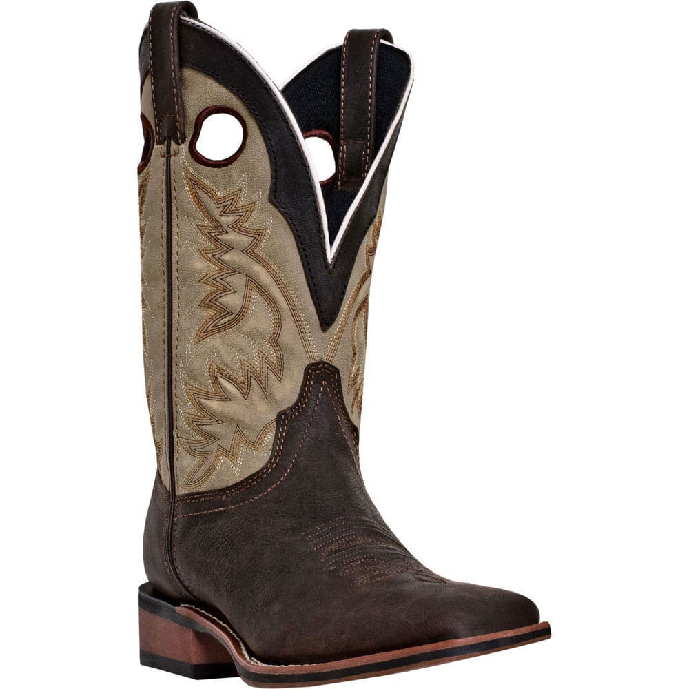 Image for Laredo Men's Collared Western Boots - Brown from bootbay