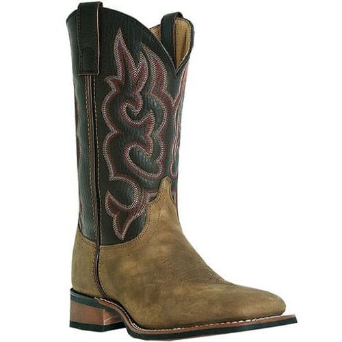 Image for Laredo Men's Lodi Western Boots - Taupe from bootbay