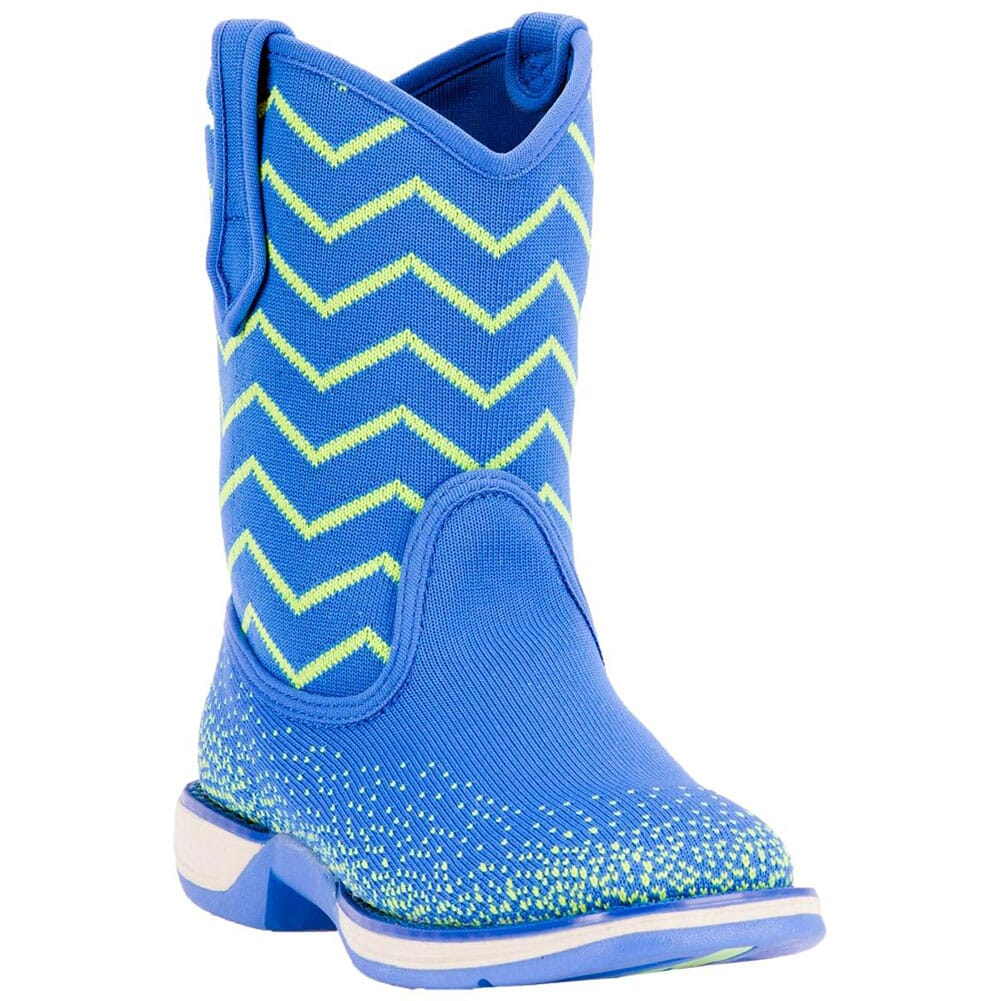 Image for Laredo Kid's Ziggy Western Boots - Blue from bootbay