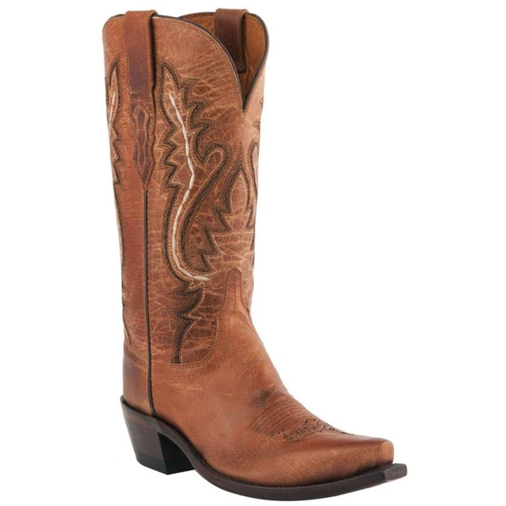 Image for Lucchese Women's Cassidy Western Boot - Tan from bootbay
